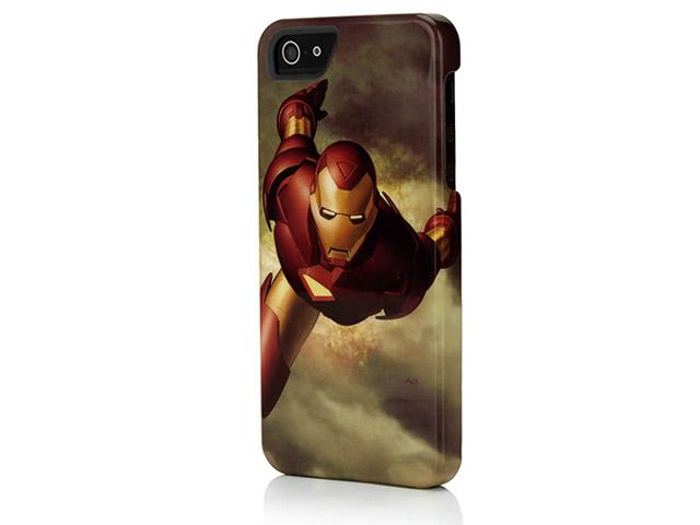 Marvel Iron Man Case - iPhone SE/5s/5 hoesje Print