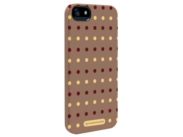 Marblue Zoey Luxor: iPhone SE/5s/5 hoesje + Leren Purse