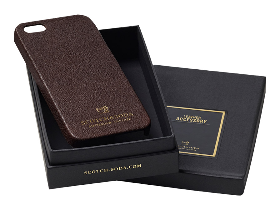 SCOTCH AND SODA HOESJE IPHONE 5