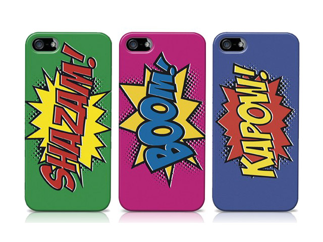 CaseBoutique Cartoon Case - iPhone SE / 5s / 5 hoesje
