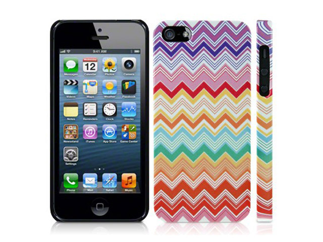 CaseBoutique Aztec Hard Case - iPhone SE / 5s / 5 hoesje