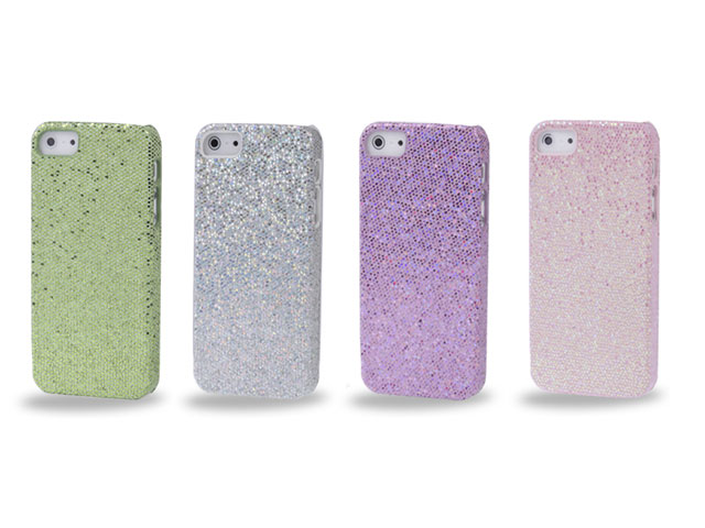 All That Glitters Back Case - iPhone SE / 5s / 5 hoesje
