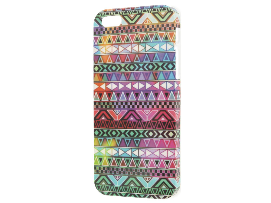 Aztec Hard Case - iPhone SE / 5s / 5 hoesje