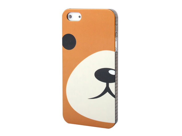 Bear Back Case Hoesje voor iPhone 5/5S