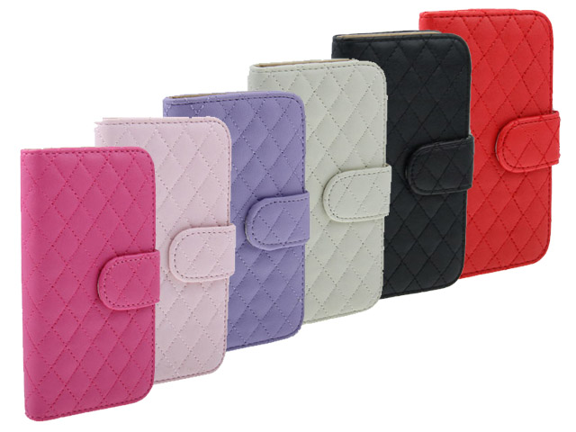 Coco Sideflip Wallet Case Hoesje voor iPhone 5/5S