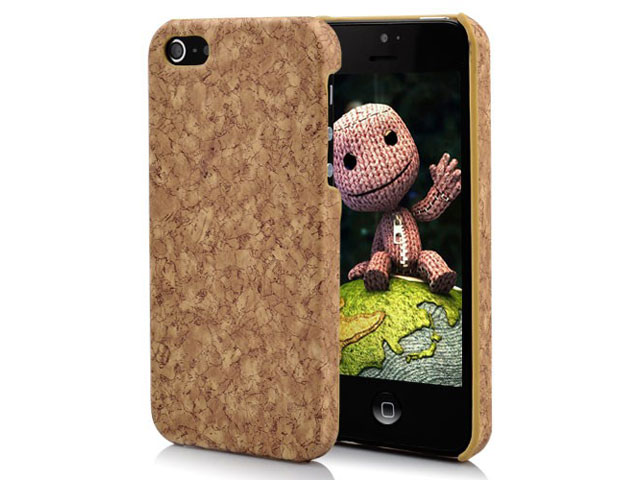 Cork Eco Case Hoesje voor iPhone 5/5S