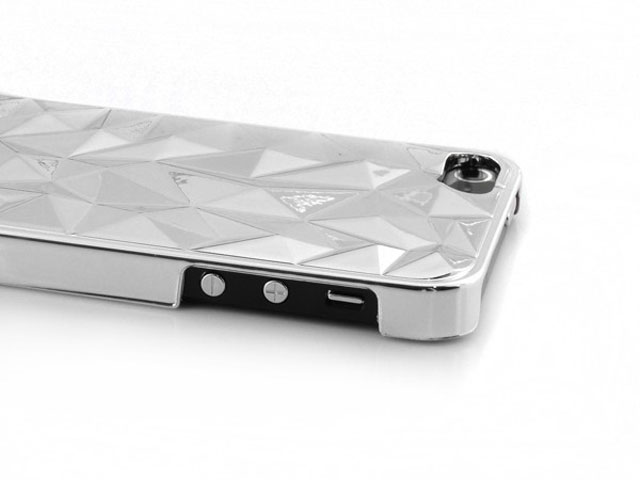 Diamond Facets Back Case Hoesje voor iPhone 5/5S