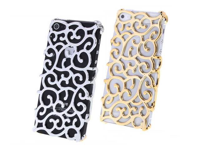 Fine Decoration Hard Case Hoesje voor iPhone 5/5S