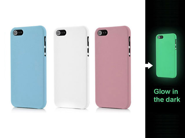Glow-In-The-Dark Case - iPhone SE / 5s / 5 hoesje