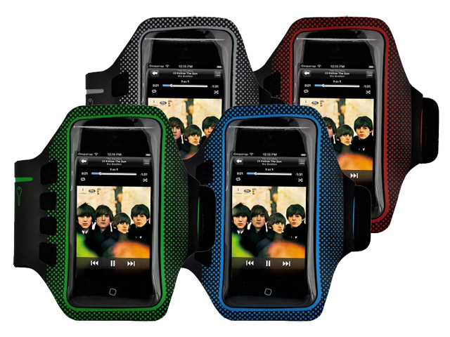 Color Series iPhone SE/5S/5C Sport-armband