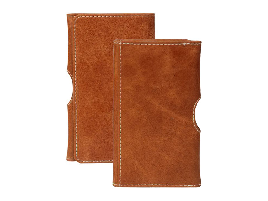 D'Bramante1928 Leather Wallet Sleeve voor iPhone 5/5S