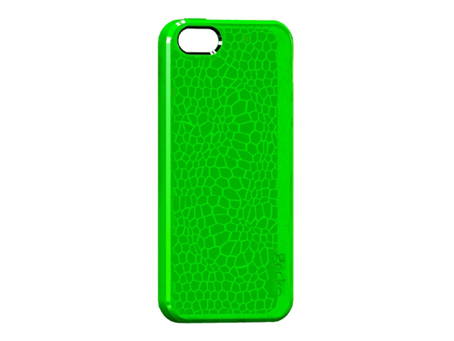 Gecko Glow-in-the-dark Case - iPhone SE / 5s / 5 hoesje