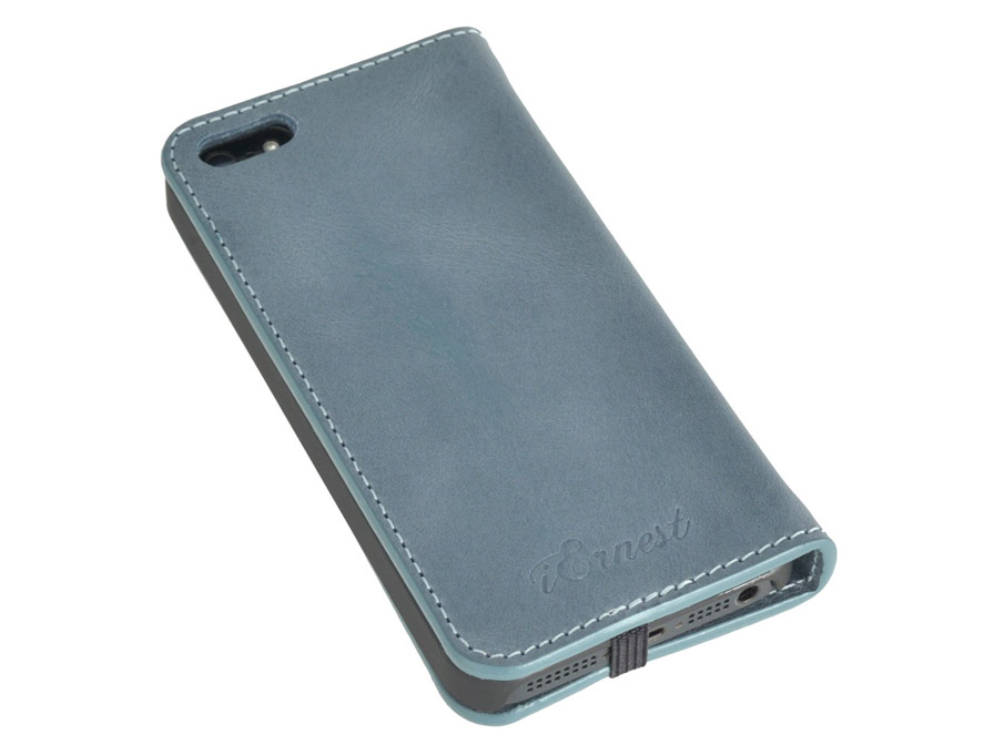 iErnest Card Holder 5 - Leren iPhone SE/5s/5 hoesje