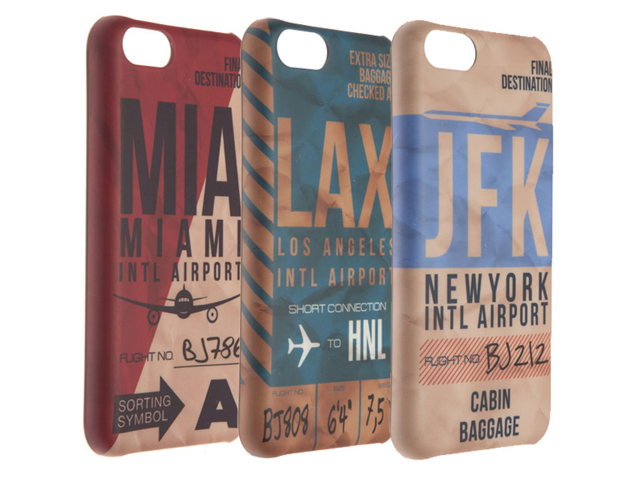 Benjamins Airport Case - iPhone SE / 5s / 5 hoesje