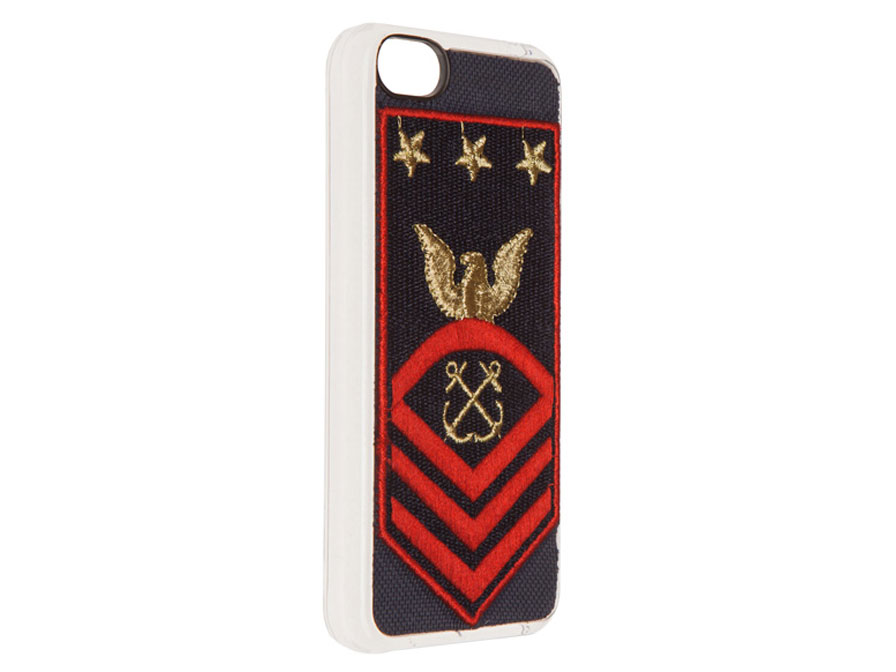 Army Ranks Vintage Case - iPhone 5C hoesje