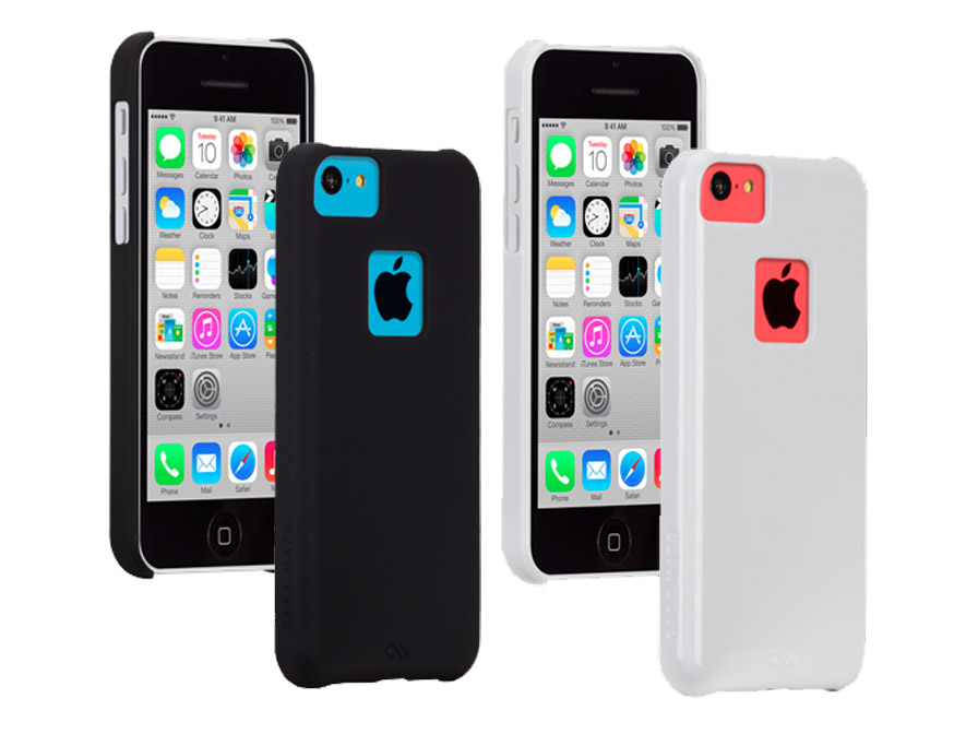 Case-Mate Barely There Hard Case voor iPhone 5C
