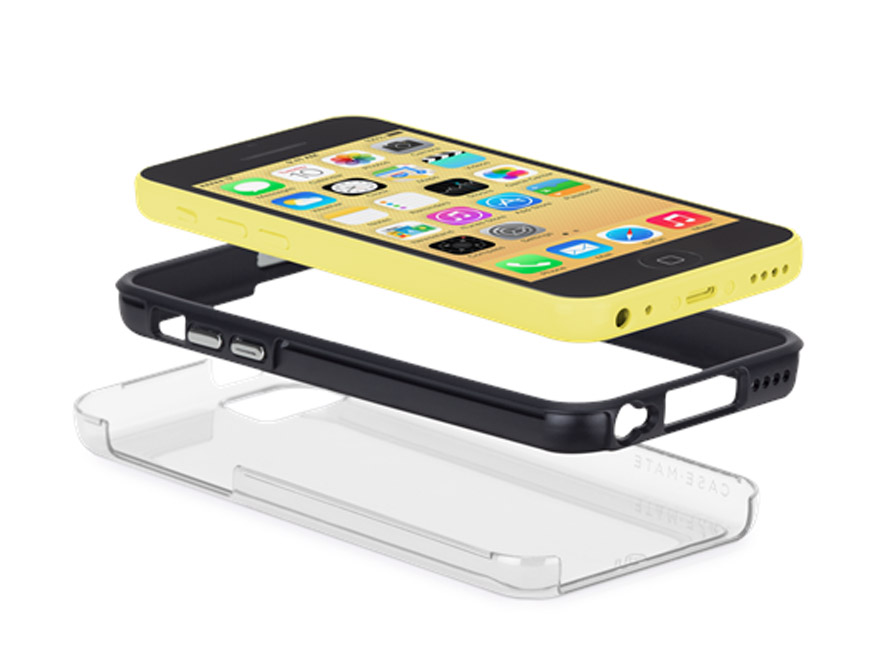 Case-Mate Naked Tough Dual Protection Case voor iPhone 5C