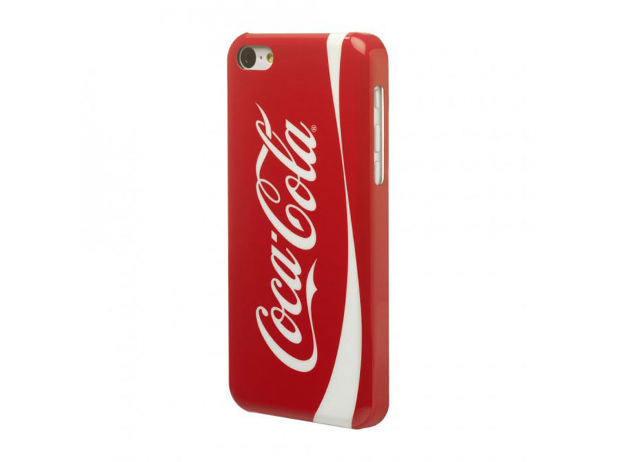 Coca-Cola Case Hoesje voor iPhone 5C