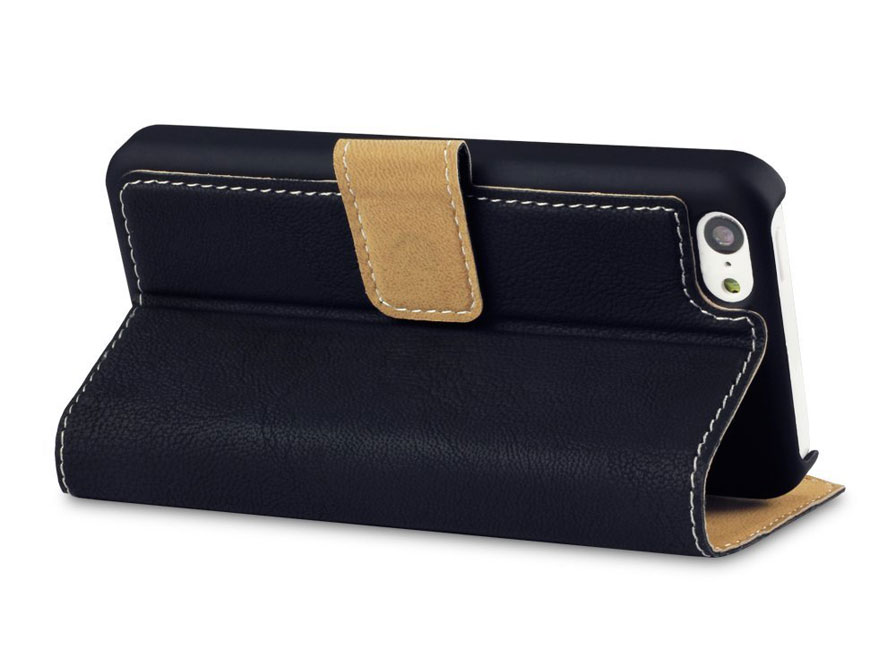 Covert UltraSlim Book Case - iPhone 5C hoesje