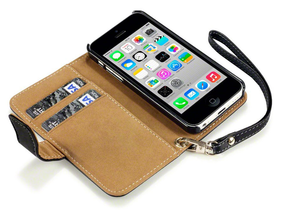 iphone 5c wallet cases caseboutique wallet hoesje voor iphone 5c 2302