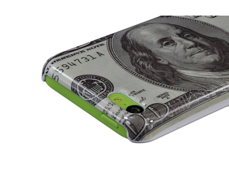 100 Dollar Bill Case Hoesje voor iPhone 5C