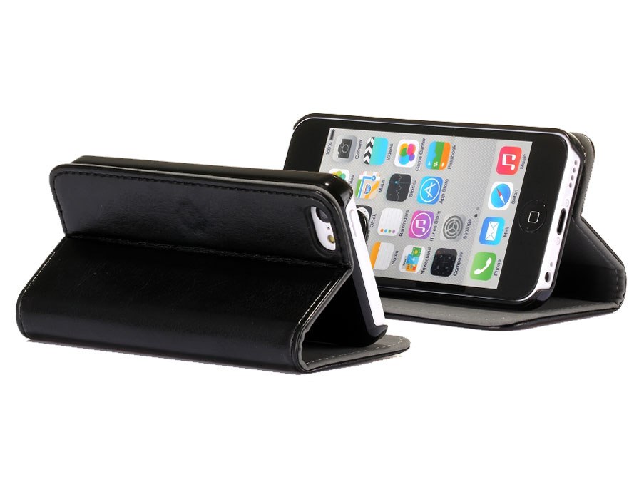 Boeddha Cinema Stand Case - iPhone 5C Hoesje