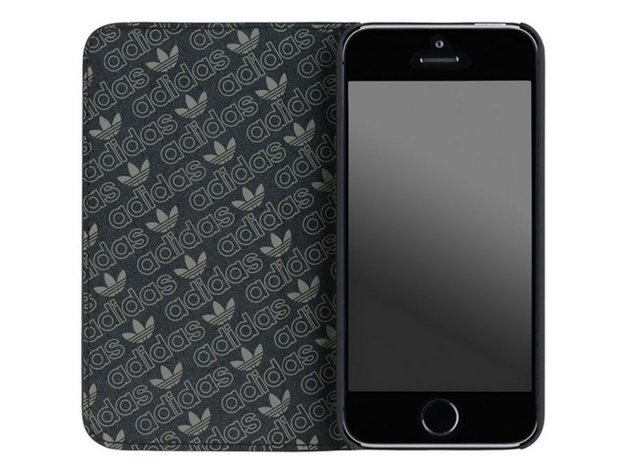 adidas Golden Booklet Case - iPhone SE / 5s / 5 hoesje