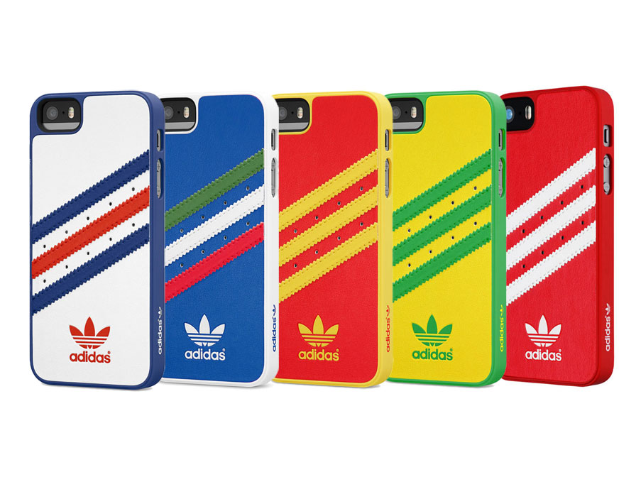 adidas Originals WK Moulded Case - Hoesje voor iPhone 5/5S