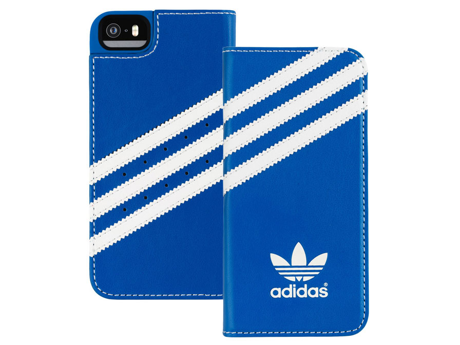adidas Booklet Case - iPhone SE / 5s / 5 hoesje
