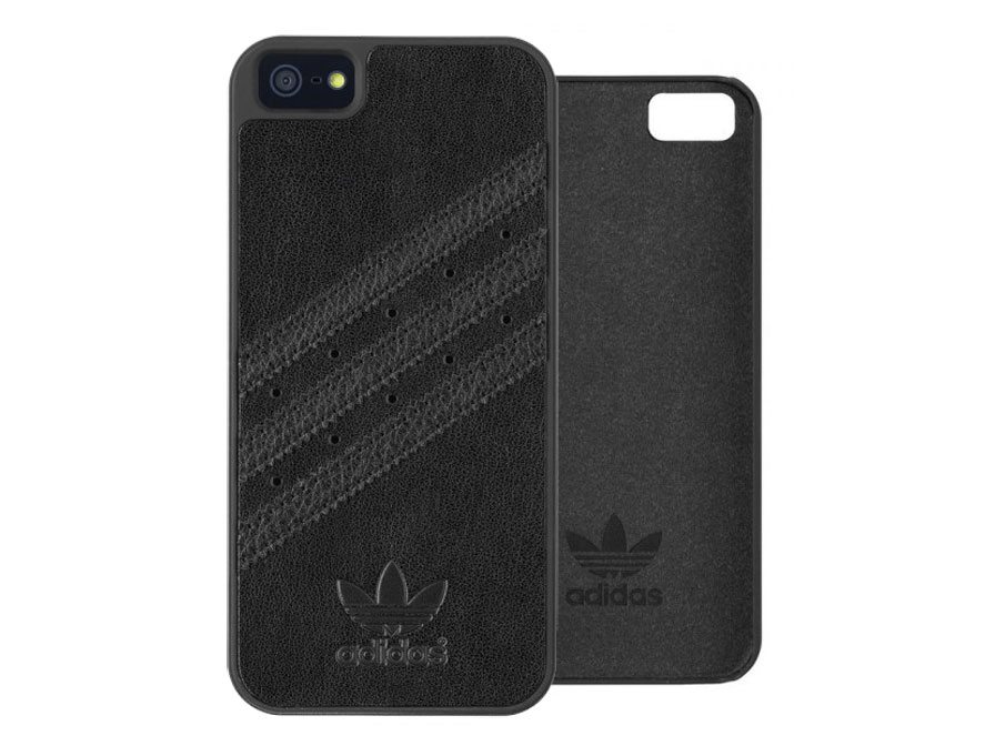 adidas Black Moulded Case - iPhone SE / 5s / 5 hoesje