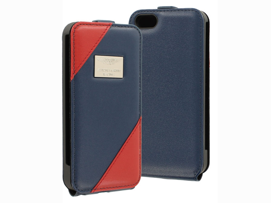 Aston Martin Racing Flip Case - iPhone SE/5s/5 hoesje