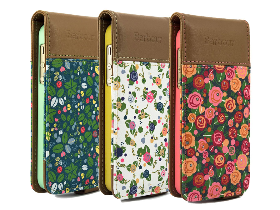 Barbour Julie Dodsworth Case - iPhone SE/5s/5 hoesje