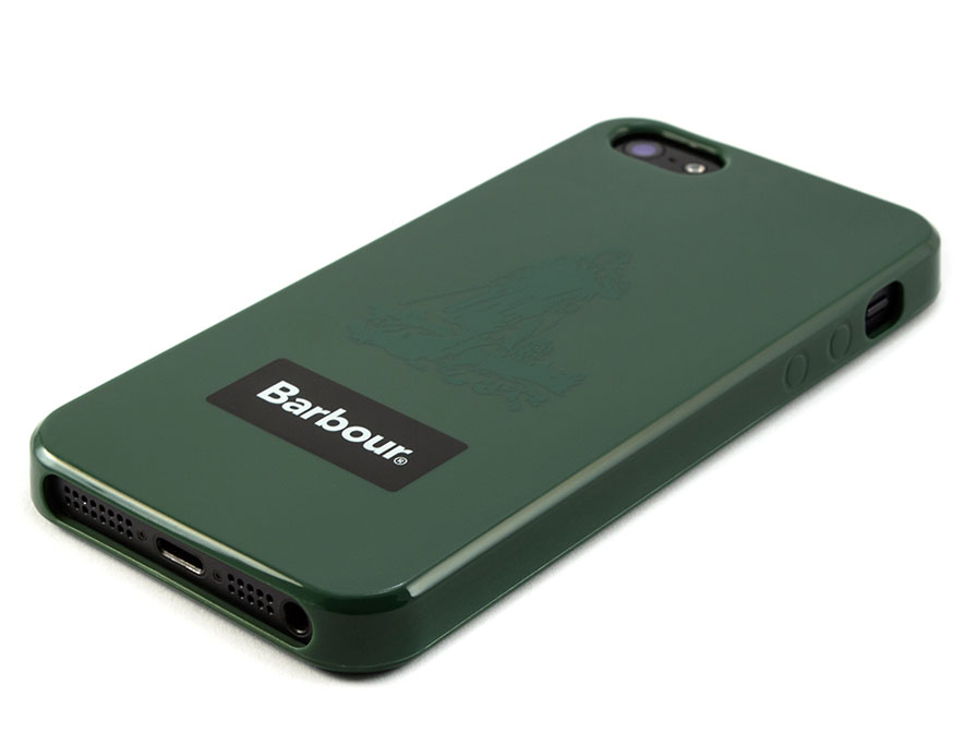 Barbour Wellies TPU Case - iPhone SE / 5s / 5 hoesje