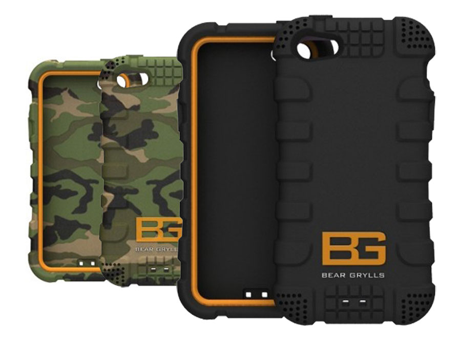 Bear Grylls Action Heavy Duty Case - Hoesje voor iPhone 5/5S