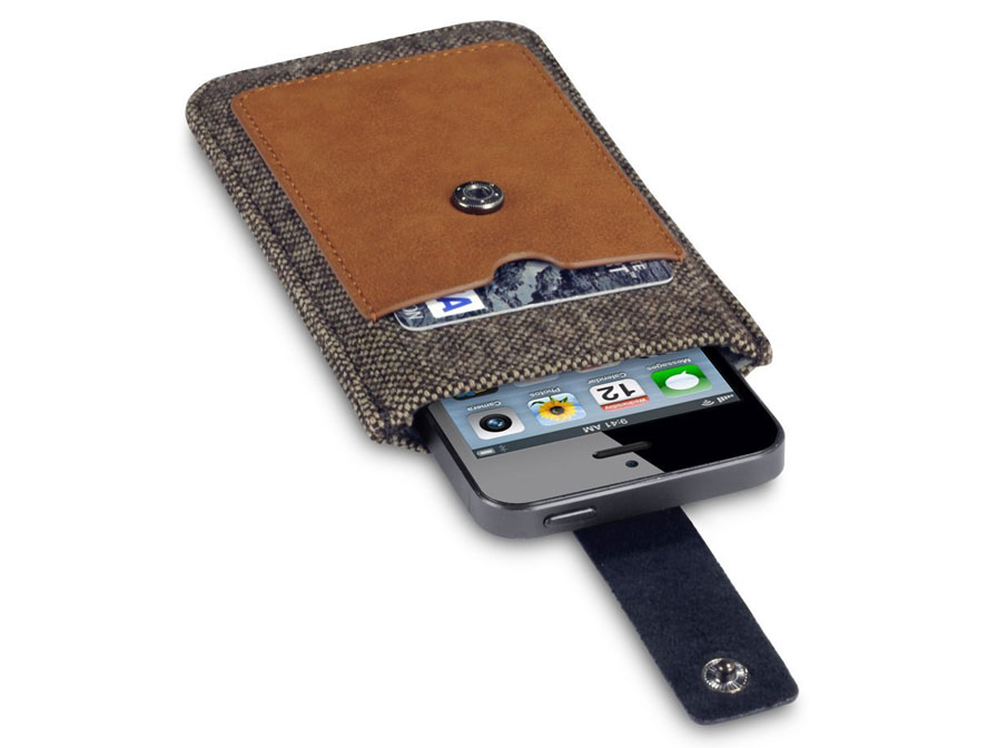 C by Covert Berkeley Sleeve - iPhone SE / 5s / 5 hoesje