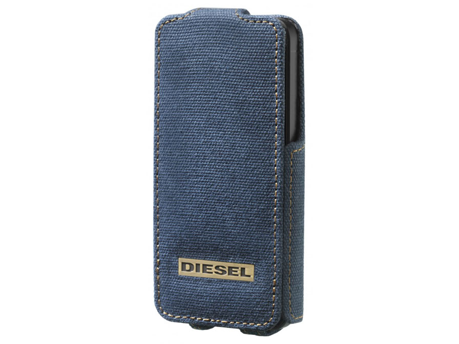 Diesel Flip Case Denim - iPhone SE / 5s / 5 hoesje