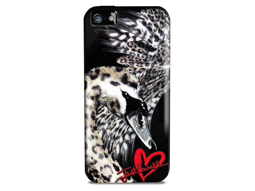 Just Cavalli Swan Cover - Limited Edition Hoesje voor iPhone 5/5S