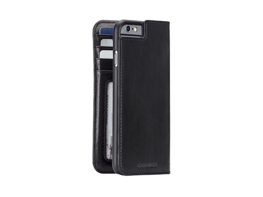 Case-Mate Wallet Folio - Leren iPhone 6/6s hoesje