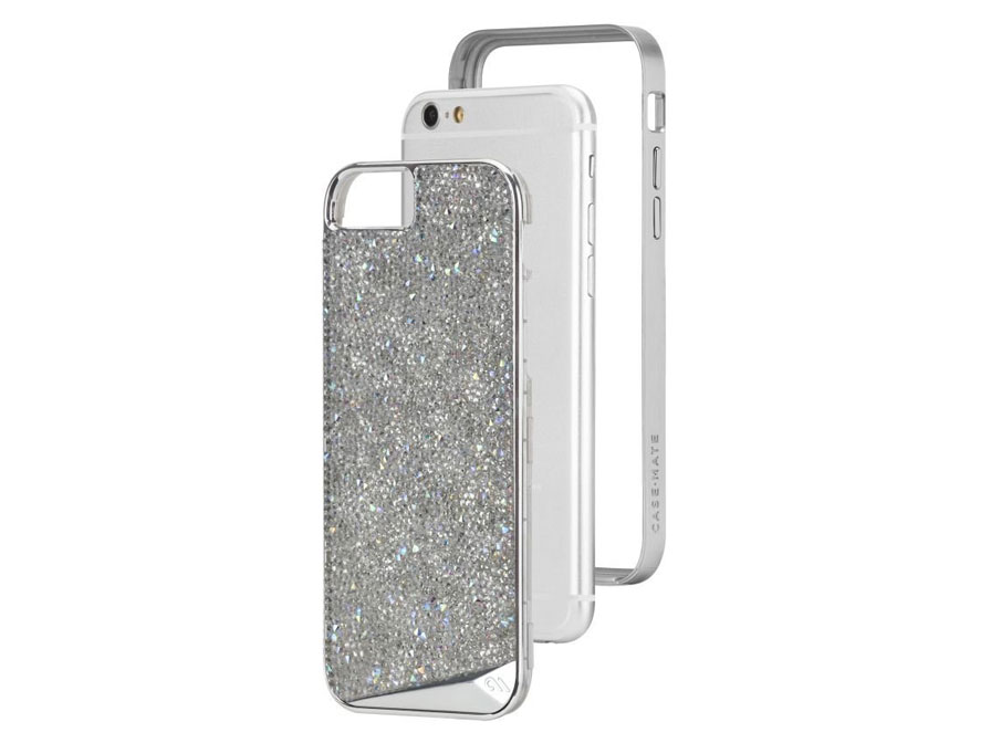 Case-Mate Brilliance Diamond Case - iPhone 6/6S Hoesje
