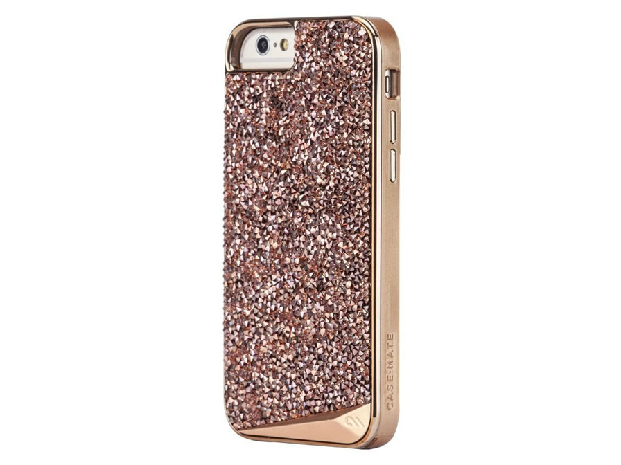 Case-Mate Brilliance Rose Gold - iPhone 6/6S Hoesje