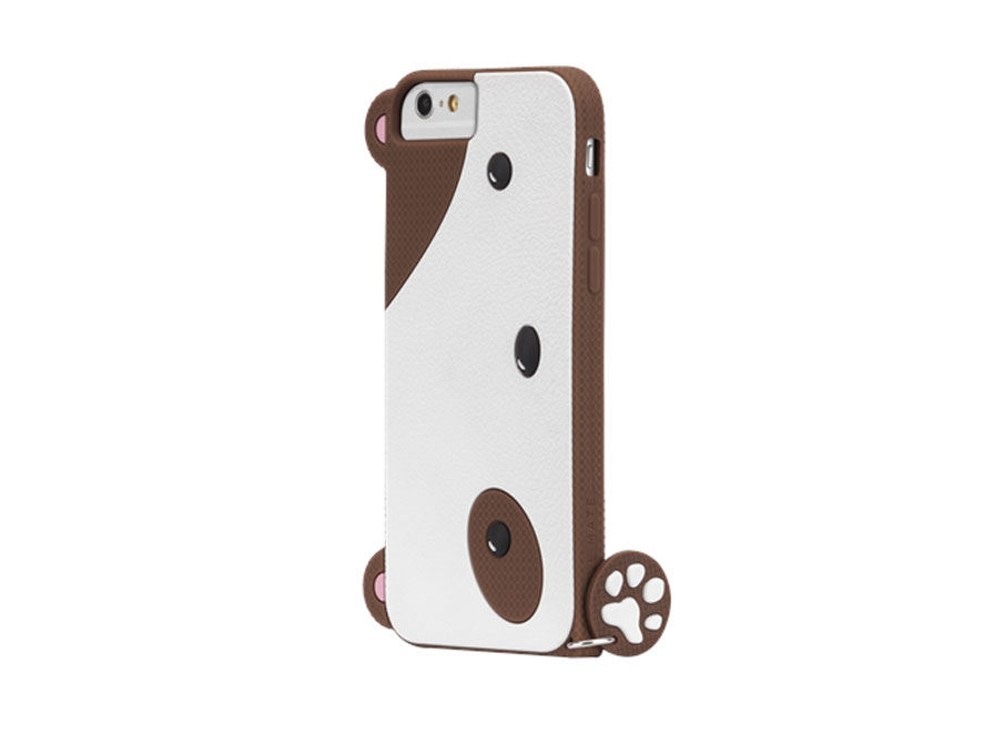 Case-Mate Creatures Case 'Puppy' - iPhone 6/6S Hoesje