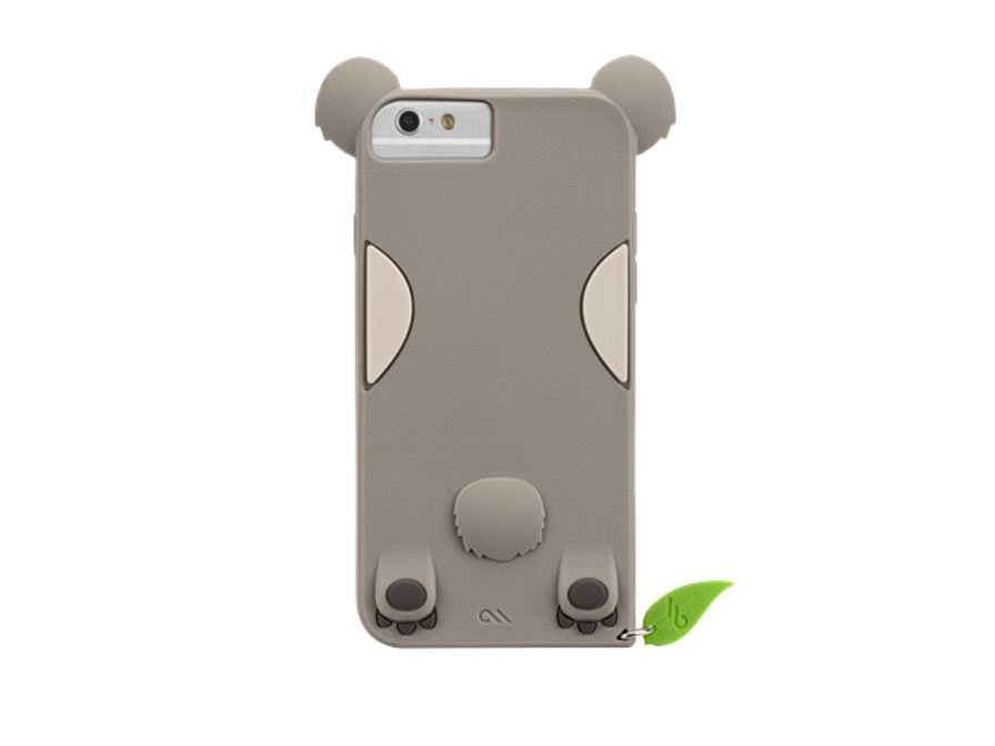 Case-Mate Creatures Case 'Koala' - iPhone 6/6S Hoesje