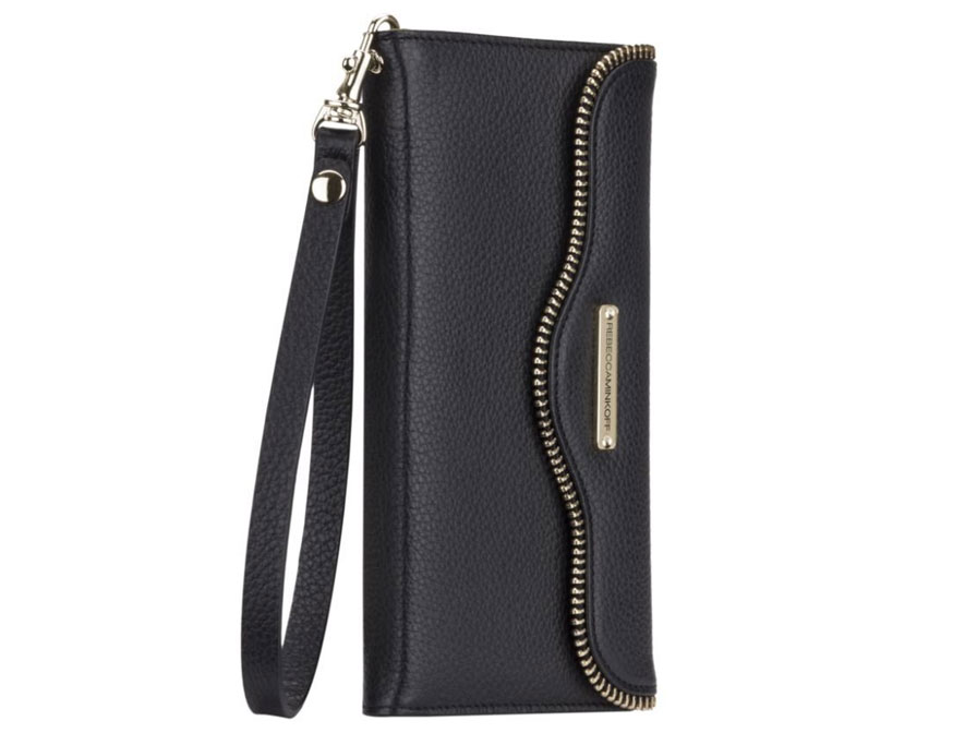 Rebecca Minkoff Leather Wristlet - iPhone 6/6s hoesje