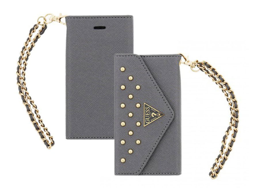 Guess Studded Clutch Case - Wallet Case voor iPhone 6/6S