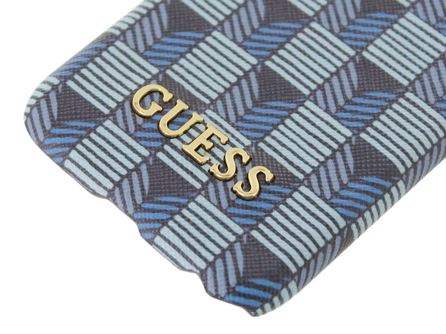 Guess Jet Set Hard Case - iPhone 6/6s hoesje