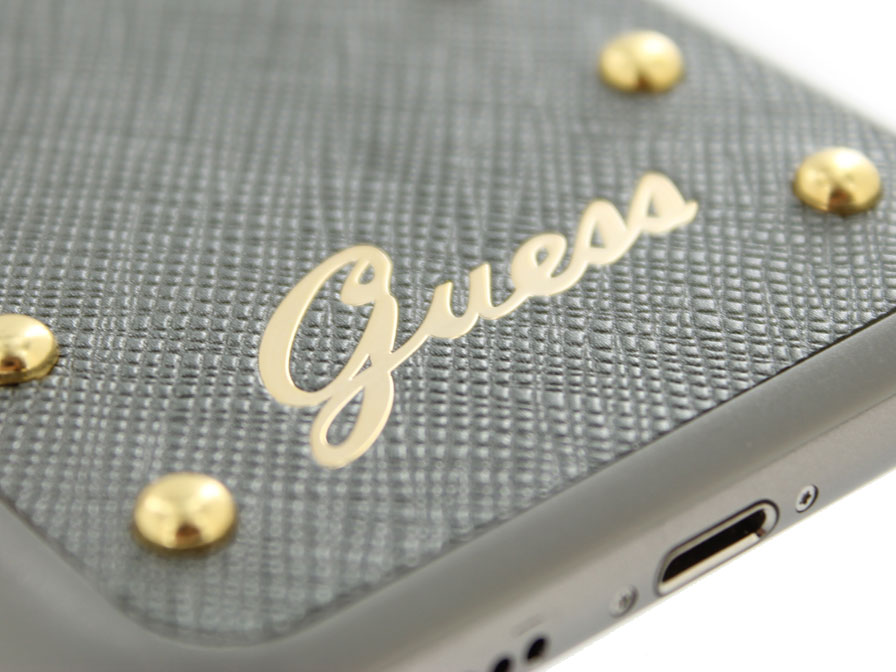 Guess iPhone 6 Plus/6S Plus hoesje - Studs Hard Case