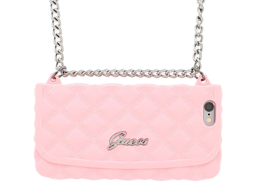 Guess Clutch Case - iPhone 6/6S hoesje