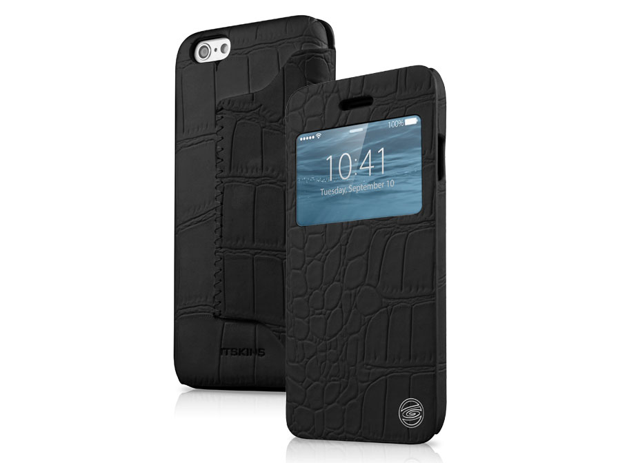 ITSKINS Visionary Croco Window Case - iPhone 6/6S case