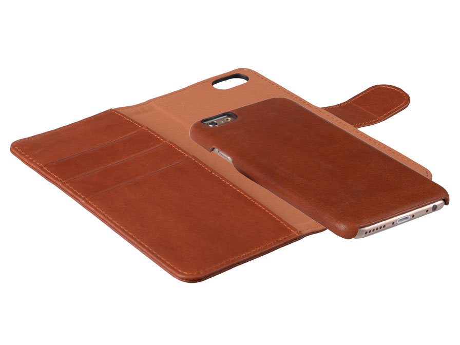 melkco alphard magneat book case   iphone 6 6s hoesje