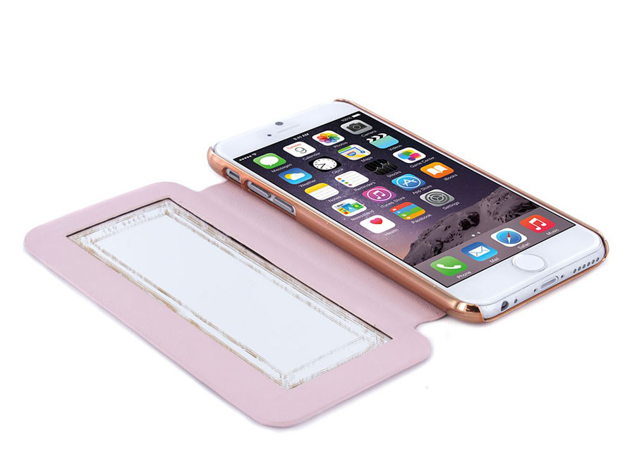 competitive price 5e754 15517 Ted Baker Shannon Mirror Case | iPhone 6/6S Hoesje